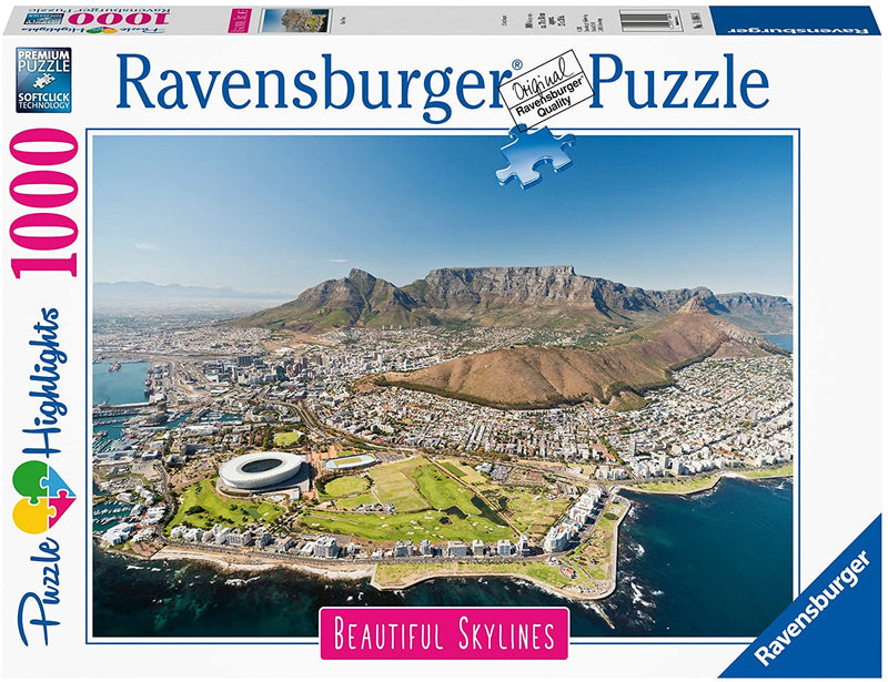 Cape Town Puzzle (1000 Pieces)