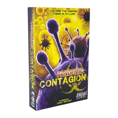Pandemic: Contagion - Inside The Box