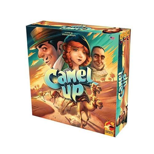Camel Up - Inside The Box