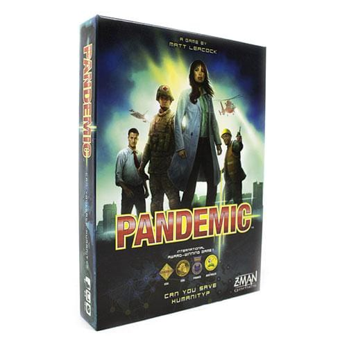 Pandemic - Inside The Box