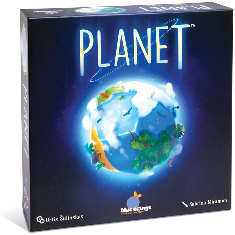 Planet - Inside The Box