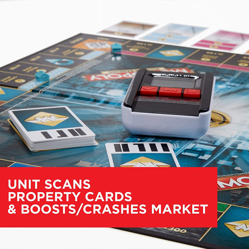 Monopoly: Ultimate Banking - Inside The Box