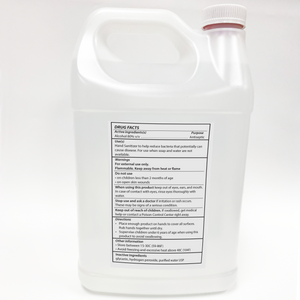 Instant Hand Sanitizer - 1 Gallon