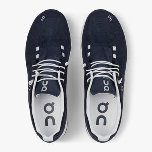 ON CLOUD SNEAKER: NAVY-WHITE