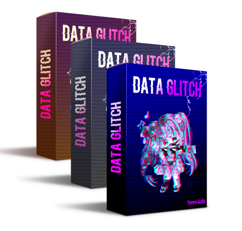 Data Glitch Bundle Series