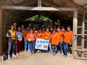 Lucy's Visit to See Fair Trade in Action in the Philippines