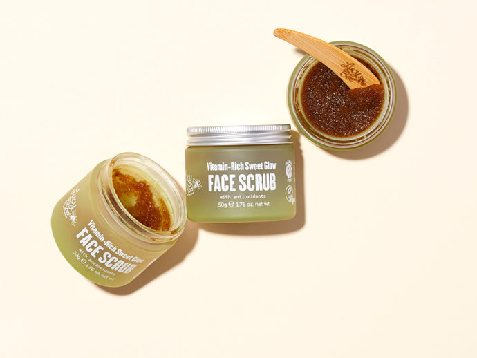 Vitamin-Rich Sweet Glow Face Scrub FAQ