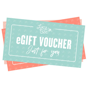 Lucy Bee eGift Voucher