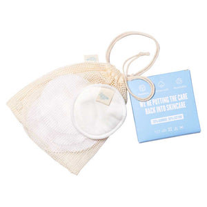 Super Soft Reusable Bamboo Cotton Pads (5 pack)