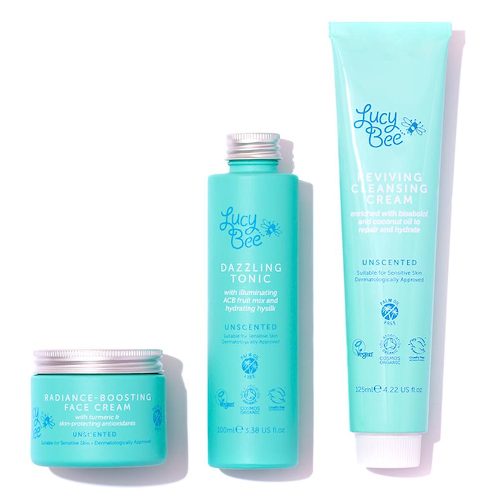 Lucy Bee Skincare Collection