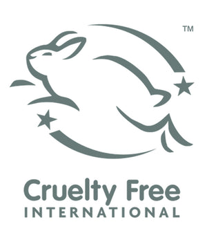 Lucy Bee and Leaping Bunny Cruelty Free