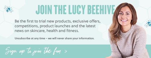 Sign up to the Lucy Bee Hive