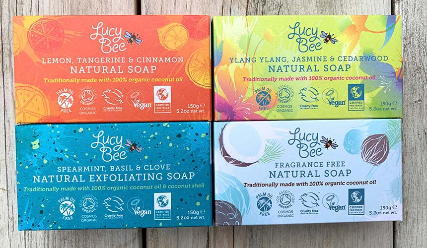 Lucy Bee Soaps