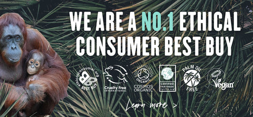 Lucy Bee is No.1 Ethical Consumer Best Buy