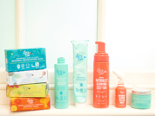 Lucy Bee products
