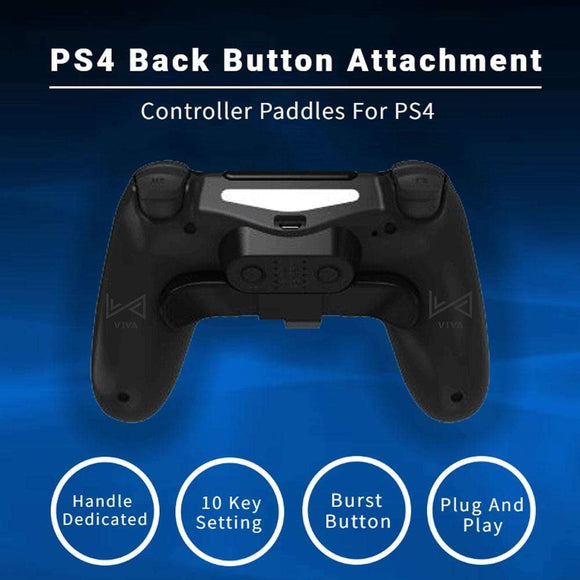 PS4 replacement paddles for Dual Shock controllers PS4 replacement paddles for Dual Shock controllers