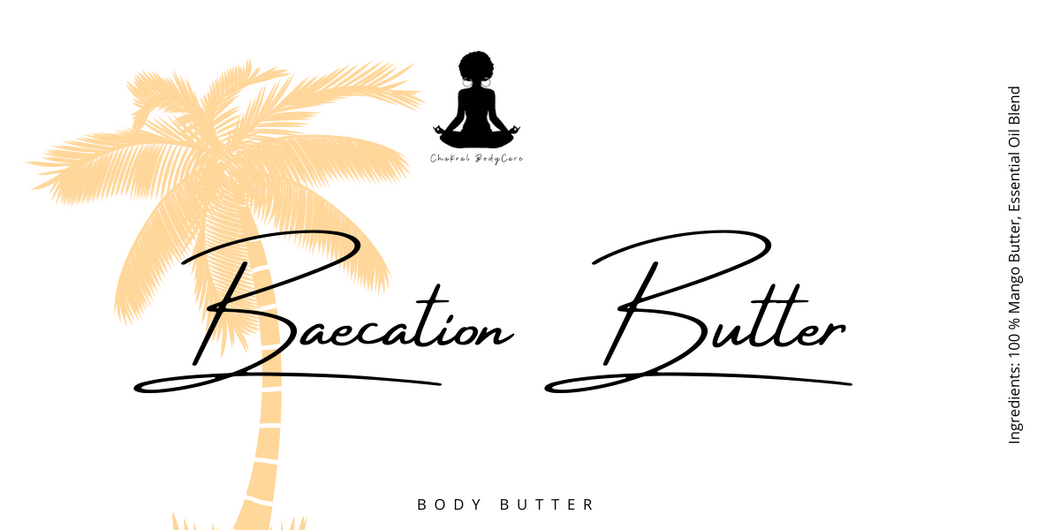 BAECATION BODY BUTTER