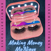 Making Money Mo'Nique Lash