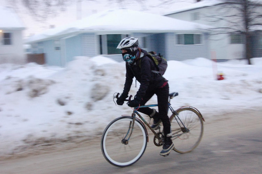 What to wear for a cyclist in winter