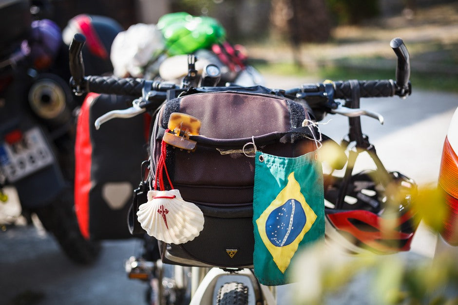 Brazil is a fairly flat country, which is convenient for cyclists.