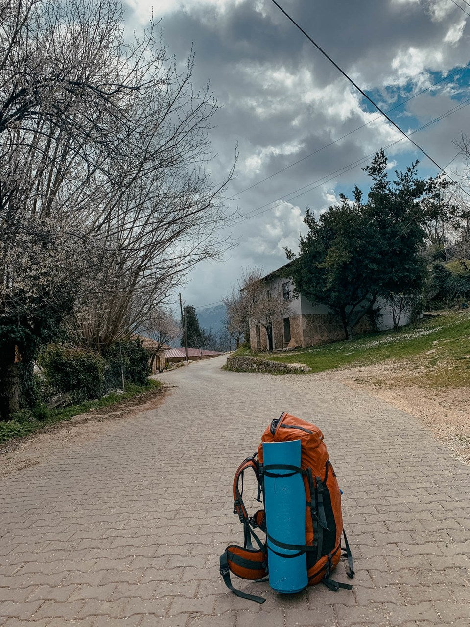 rent a house in Turkey and wait out quarantine in a quiet city by the sea