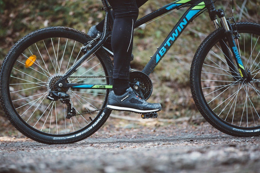 The ideal choice would be the simplest city bike or mountain hybrid without a front derailleur