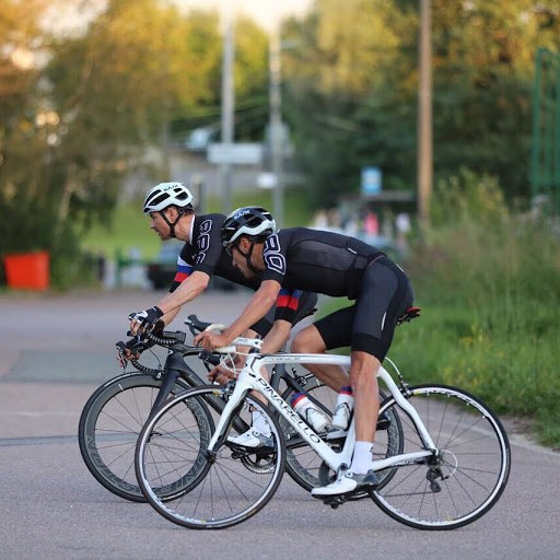 specific cyclist training