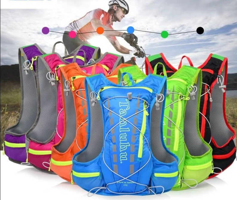 15L cycling running backpack Bikewest.com
