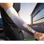 Load image into Gallery viewer, 1Pair Cool Men Cycling Running UV Sun Protection Bikewest.com