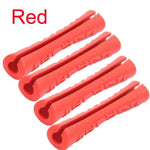 Load image into Gallery viewer, 2/4pcs Bicycle Cable Protector Bikewest.com A 4PCS Red