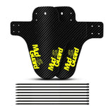 Load image into Gallery viewer, 2pcs Bicycle Fenders Bikewest.com 2pcs Yellow