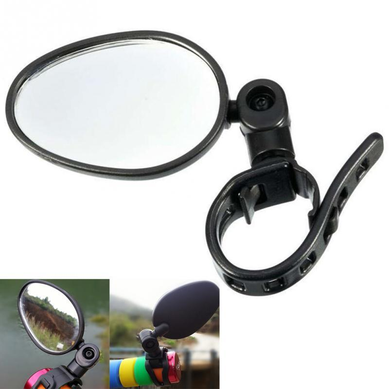 2Pcs Bicycle Mirror Handlebar Rearview Mirror Bikewest.com