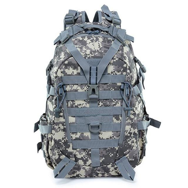 40L Camping Backpack Military Bag Men Travel Bags Bikewest.com ACU 30 - 40L