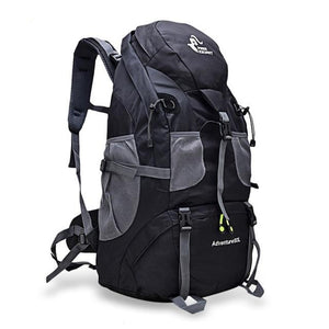 50L Hiking Backpack Climbing Bag Bikewest.com 50L black China