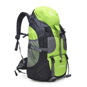 50L Hiking Backpack Climbing Bag Bikewest.com 50L Green Russian Federation