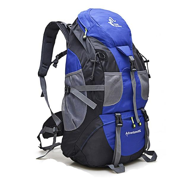 50L Hiking Backpack Climbing Bag Bikewest.com 50L navy China