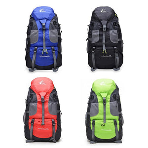 50L Hiking Backpack Climbing Bag Bikewest.com