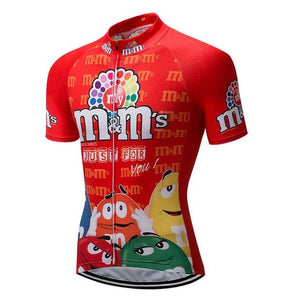 7 colors Summer Cycling Jerseys Funny Cycling Clothing Mtb Shirt Bicycle top Shirt Short Maillot Ropa Ciclismo Bike Wear Clothes Bikewest.com Multi XXS