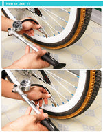 Load image into Gallery viewer, Air Supply Inflator Bicycle Pump To Inflate Bikewest.com