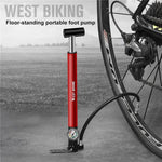 Load image into Gallery viewer, Alloy Bicycle Pump Bikewest.com