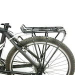 Load image into Gallery viewer, Alloy Bicycle Racks MTB Aluminum Bike Carrier Rear Luggage Bikewest.com