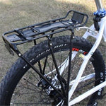 Load image into Gallery viewer, Alloy Bicycle Racks MTB Aluminum Bike Carrier Rear Luggage Bikewest.com A China