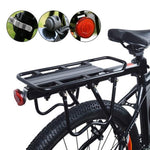 Load image into Gallery viewer, Alloy Bicycle Racks MTB Aluminum Bike Carrier Rear Luggage Bikewest.com D China