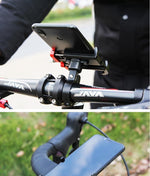 Load image into Gallery viewer, Aluminum Alloy Bicycle Phone Holder Bikewest.com