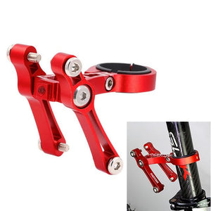Aluminum Alloy Bike Water Bottle Holder Bikewest.com Red