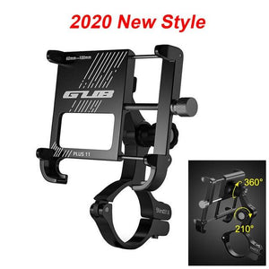 Aluminum Bicycle Phone Mount Bikewest.com Plus11 Black China
