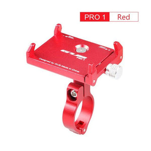 Aluminum Bicycle Phone Mount Bikewest.com Pro1 Red China