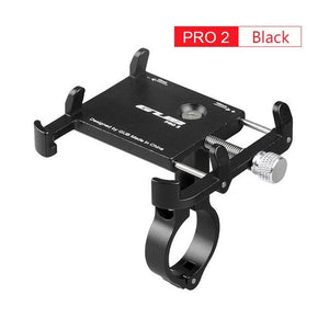 Aluminum Bicycle Phone Mount Bikewest.com Pro2 Black China
