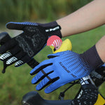 Load image into Gallery viewer, Anti-slip Cycling Gloves with Non-Slip Cycling Socks Set Bikewest.com