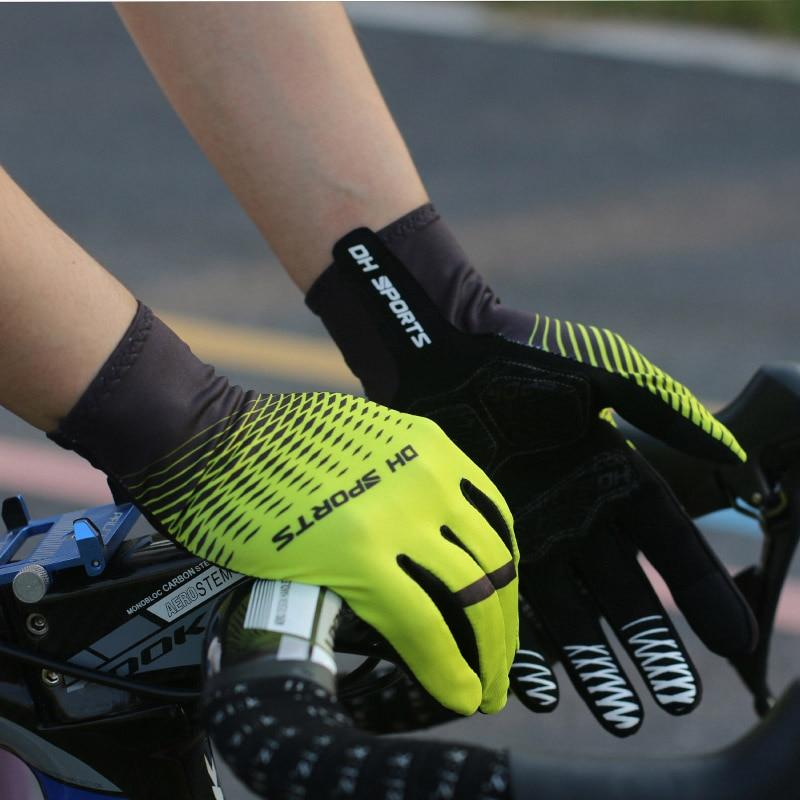 Anti-slip Cycling Gloves with Non-Slip Cycling Socks Set Bikewest.com